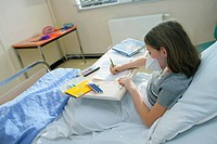 CHILD HOSPITAL PATIENT