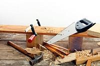 carpenter´s tools