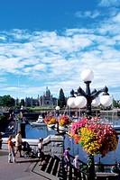 Legislation Building, Victoria, BC