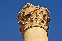 Temple of Bel  Palmyra Tadmur, Syria  The complex consists of two parts: a huge walled courtyard, or temenos, and, at its centre, the temple proper or...