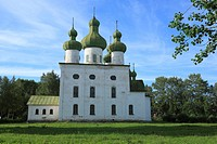 geography / travel, Russia, Church, Kargopol, Archangelsk Arkhangelsk region, exterior view,