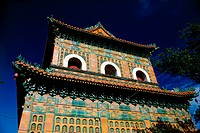 Front of the Summer Palace in Beijing, China