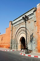 Bab Agnaou, Marrakech, Morocco