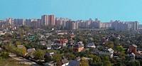 Suburb of the big city