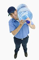 Bottled Water Deliveryman