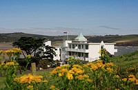 Burgh Island Hotel, Bigbury_on_Sea, Devon