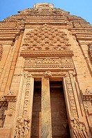 Fort, Teli-ka Mandir temple 8th century, Gwalior, India