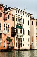 Canal Scene, Venice, Italy