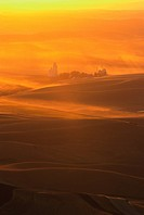 Sunset over the Palouse Hills