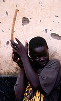 The Lord´s Resistance Army have abducted children in northern Uganda to join soldiers in fighting the Ugandan Army. The Gulu Support for Children Orga...