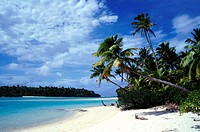 Aitutaki Lagoon _ Cook islands