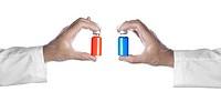 Two vials