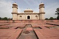 Ornate Islamic Tomb