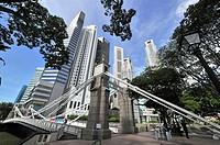 Singapore Business Financial District