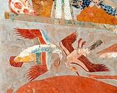 Fragment of Egyptian art