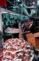 Frito Lay Factory