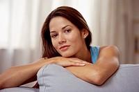 Young Hispanic Woman