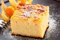 Baked Rice Pudding Dessert
