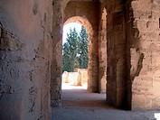 roman colosseum of tunisia