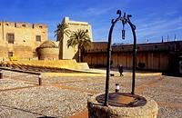 Castle of Marqués de los Velez Cuevas de Almanzora, Almeria province, Andalucia, Spain