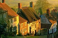 Gold Hill Shaftsbury Dorest England