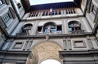 Firenze (Italy): Galleria degli Uffizi