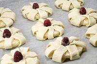 Pinapple cookies