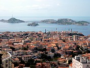 Marseilles and Frioul islands, France