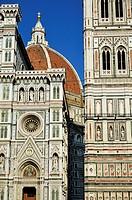 Duomo Santa Maria Del Fiore, Florence, Tuscany, Italy