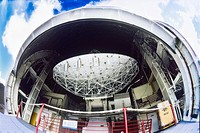 California Institute of Technology - CalTech Submillimeter Observatory  CSO , Mauna Kea Observatories, Mauna Kea summit, Big Island, Hawaii, USA