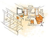 Living room interior (thumbnail)