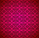 gothic seamless pink wallpaper