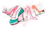 Feminine Shoes (thumbnail)