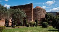 Tivoli, Hadriansvilla, Villa Adriana, 118 bis 134 n Chr