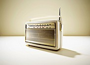Vintage transistor radio