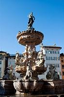 trento fontana di Nettuno