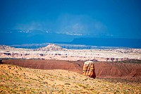 Goblin Valley State Park is a state park of Utah, USA. Its mean feature are thousands of hoodoos and hoodoo rocks, geological formations mushroom shap...