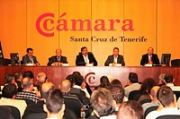 Nautical Convention on the Chamber of Commerce of Santa Cruz de Tenerife, Tenerife, Canary Islands, Spain
