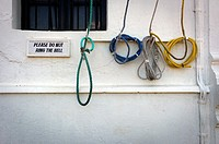 Strings, 'please dont ring the bell', India, Goa, Asia