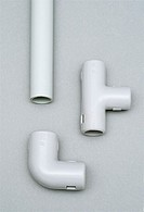 pvc plastic plumbing pipe parts