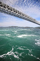 Onaruto bridge, Hyogo Prefecture, Honshu, Japan