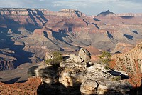 Grand Canyon National Park from Mather Point, Arizona, USA