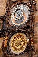 Astronomical Orloy Clock in Prague
