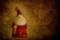 Grunge Santa Clouse