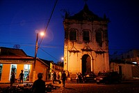 Old Colonial buildings in Cachoeira, Bahia, Brazil