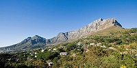 Table mountain, Western Cape Province, South Africa