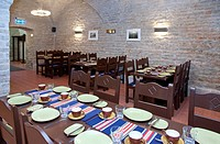 Vihula Manor Dining Room