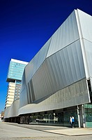 Centro de Convenciones Internacional de Barcelona CCIB Josep Lluis Mateo Diagonal Mar, Barcelona, Catalunya, España.