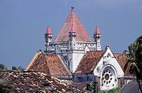 Anglican Church, Galle, Southern Province, Sri Lanka