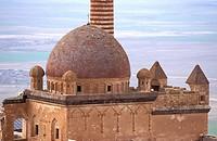 Ishak Pasa Palace, Dogubeyazit, Agri, Turkey
